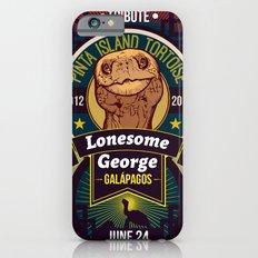 Lonesome George iPhone 6s Slim Case