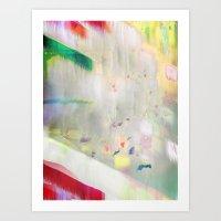 Bright Jetty Art Print