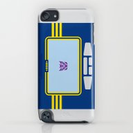Soundwave Transformers M… iPod touch Slim Case