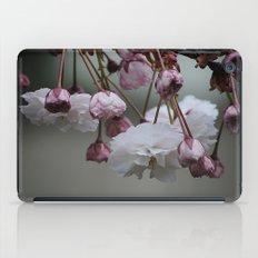 Zierapfel Blüte   iPad Case
