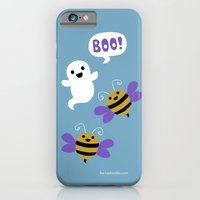 iPhone Cases featuring BooBees! by Beckadoodles