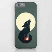 iPhone & iPod Case featuring Little Red Riding Hood by Freeminds