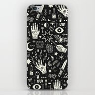 iPhone & iPod Skin featuring Witchcraft by LordofMasks