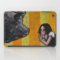 Shh, Piggy! iPad Case