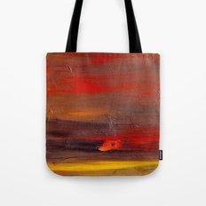 Glossy Crude Tote Bag