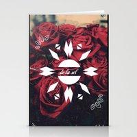 De La Sol. Stationery Cards