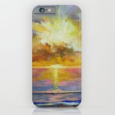 Caribbean Sunset Slim Case iPhone 6s