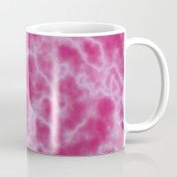 Pink Marble Mug