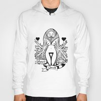 Love conquers all Hoody