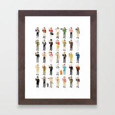 Murrays 2014 Extended Framed Art Print