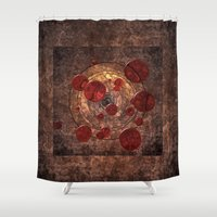 Plasma Oo Shower Curtain