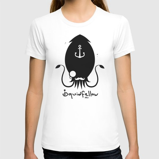 Squidfellow Logo T-shirt