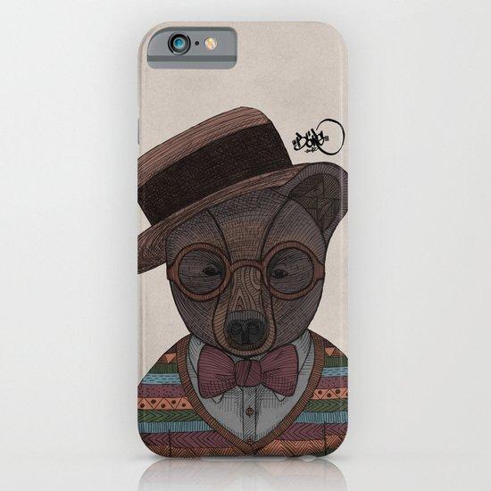 Mr. B. iPhone & iPod Case