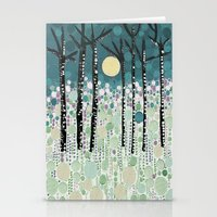 :: Moonlight Kiss :: Stationery Cards