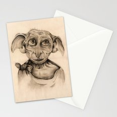 Free Elf Full Length Stationery Cards