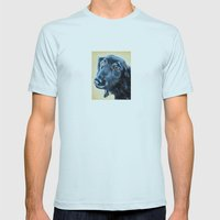 Sam Mens Fitted Tee Light Blue SMALL