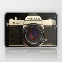 Pentax K-1000 Laptop & iPad Skin