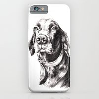 iPhone & iPod Case featuring Charlie by Hana Robinson
