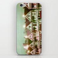 Painted Ladies - Remix iPhone & iPod Skin