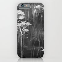 iPhone & iPod Case featuring White Forest by FindChaos