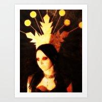 Luminal Art Print