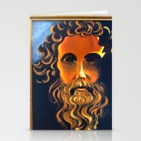 Socrates Stationery Cards