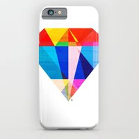 iPhone & iPod Case featuring Jewel Tone by The Pairabirds