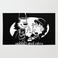 Hobbel and Calvy Rug