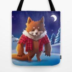 Little Werewolf Tote Bag