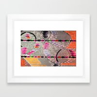 Jewels I Framed Art Print