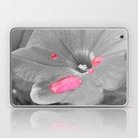Drops of Pink Laptop & iPad Skin