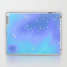 Twilight Nebula (8bit) Laptop & iPad Skin