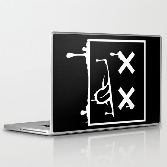 Dead Pixel Negative Laptop & iPad Skin