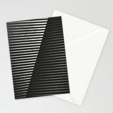 Black vs. White Stationery Cards
