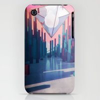 iPhone 3Gs & iPhone 3G Cases featuring 150828 by Alexp203