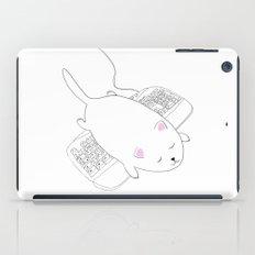 Cat Sleeping iPad Case