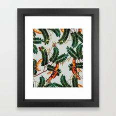 Under the Tamarind Tree #society6 #decor #buyart Framed Art Print