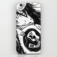 The Mother Of Music iPhone & iPod Skin