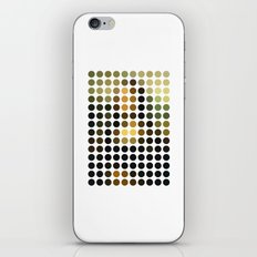 Mona Lisa iPhone & iPod Skin