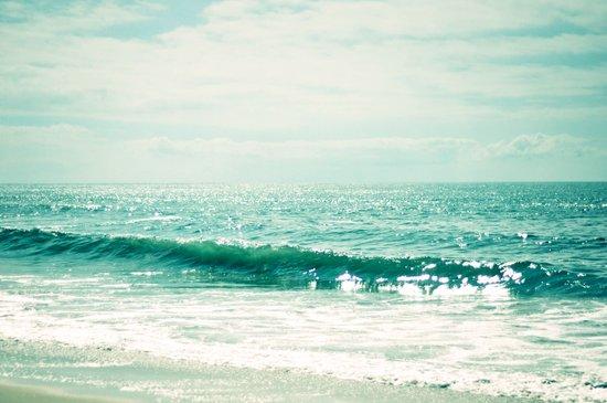 Sea of Tranquility... Art Print