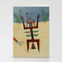 Healing Ceremony Stationery Cards