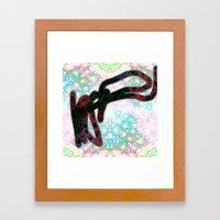 Art Star Framed Art Print