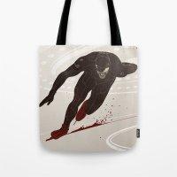 Bloody Skating - The Run… Tote Bag