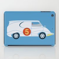Tha Mach5 Van iPad Case