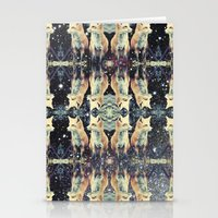 Fox Galaxy Stationery Cards