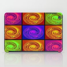 Abstract Collage Art iPad Case