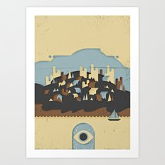 El Niño Art Print