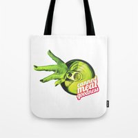 Canned Meat Tote Bag
