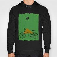 confidant II. (bicycle) Hoody