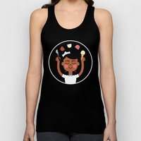 One Scoop Or Two? Unisex Tank Top